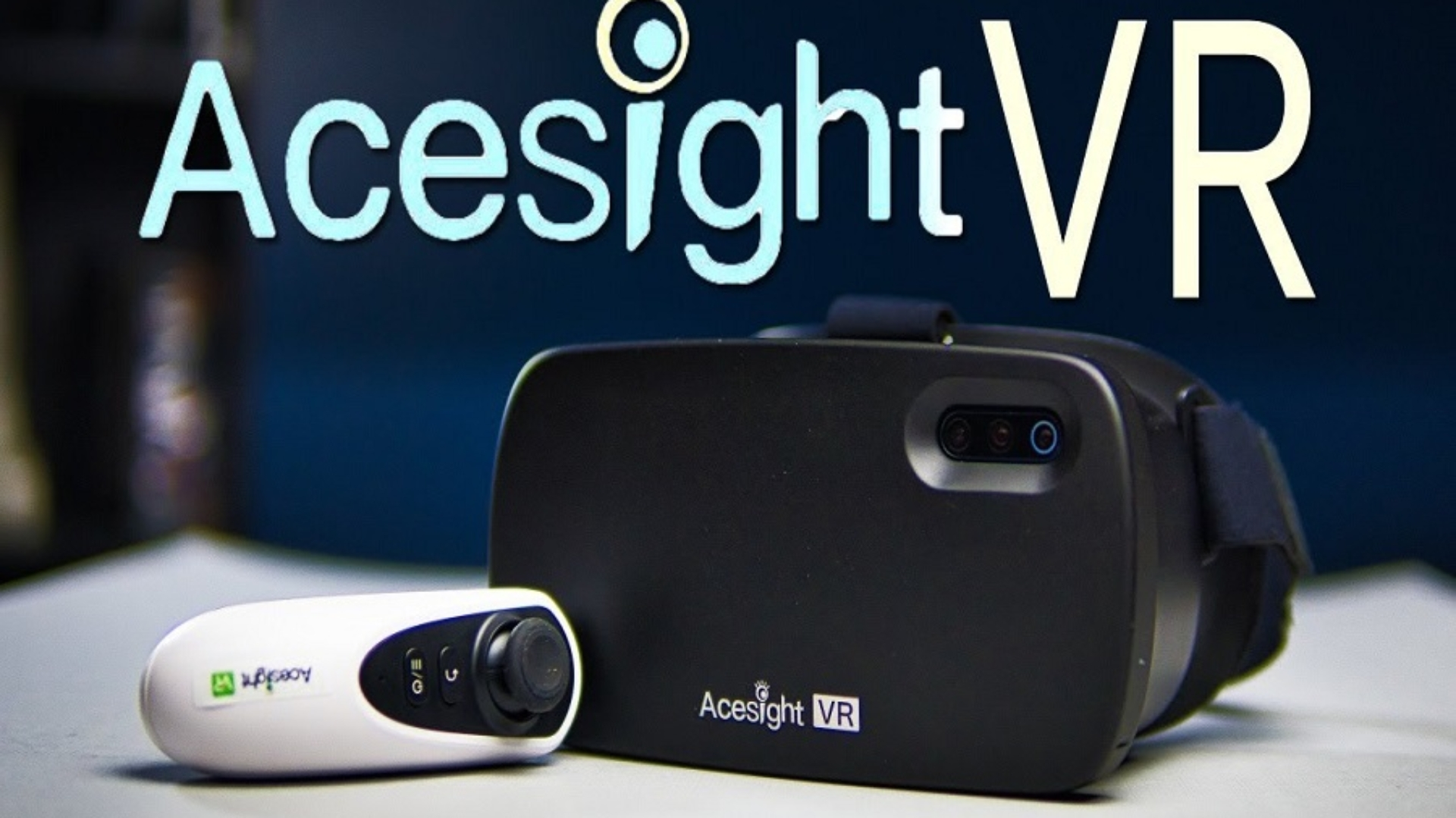 The Ace Sight VR