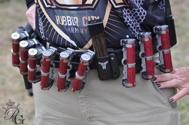 Shooting Competition-gear-belt2-3-Gun