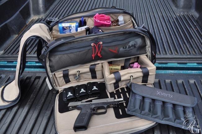 firearms training range bag Vertx