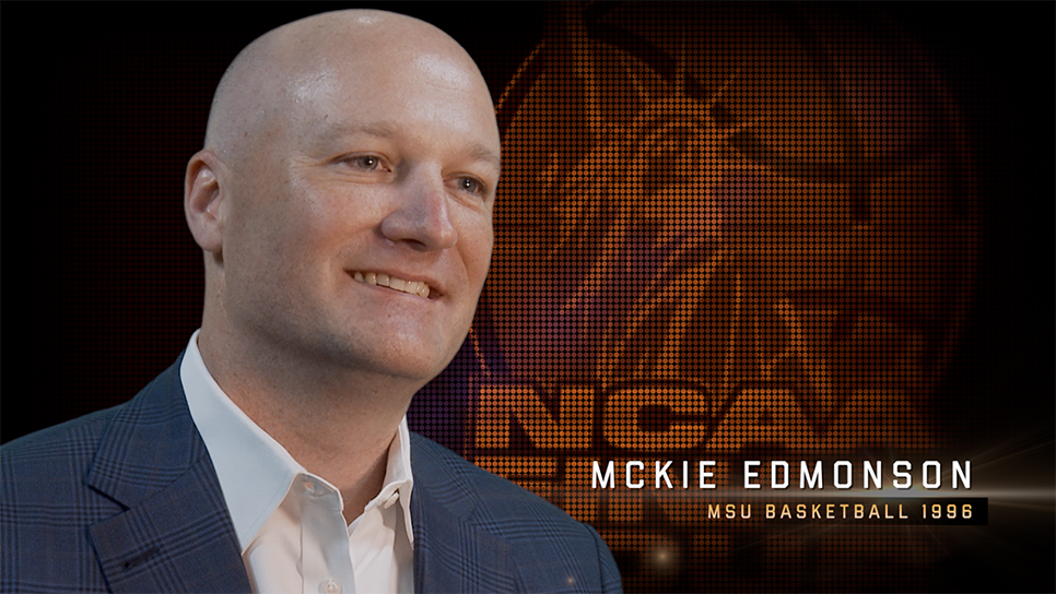 McKie Edmonson