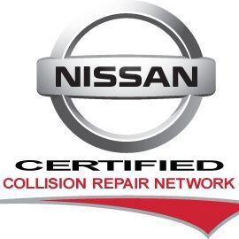 Nissan certified collision repair
