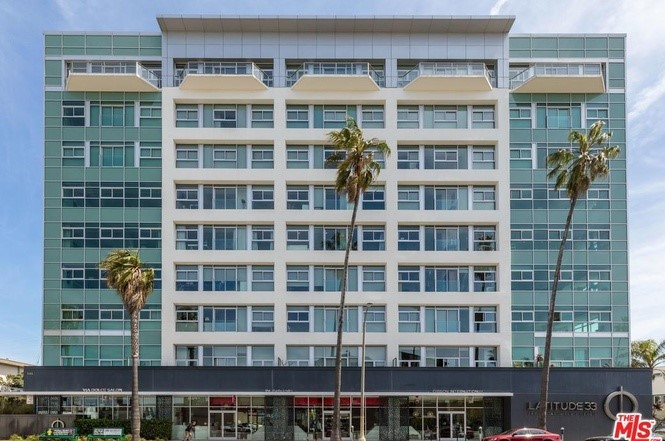 Marina Del Rey Ocean View Condo