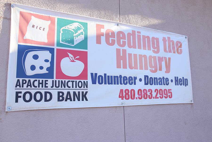 Because Our Community Matters – Inaugural Community Food Drive