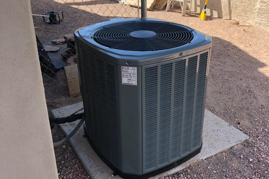 4 Tips For Choosing A Location For Your New AC Unit