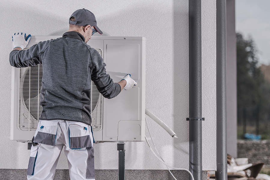 4 Reasons To Update Your Heat Pump