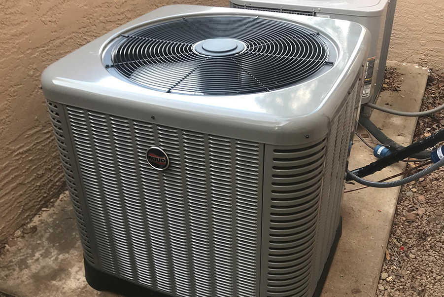 air conditioner needs serviced