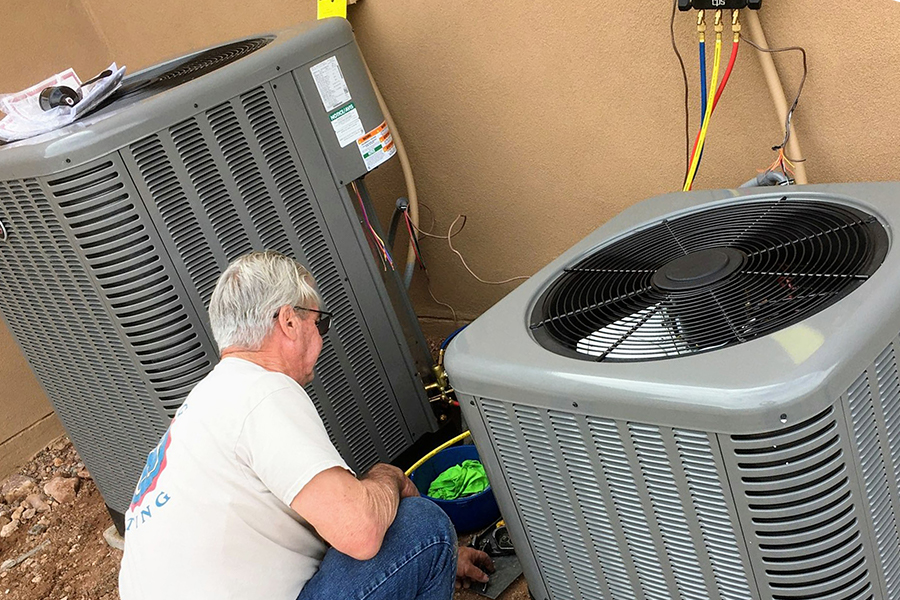Summer AC Inspection – Why You Should Schedule One Today!
