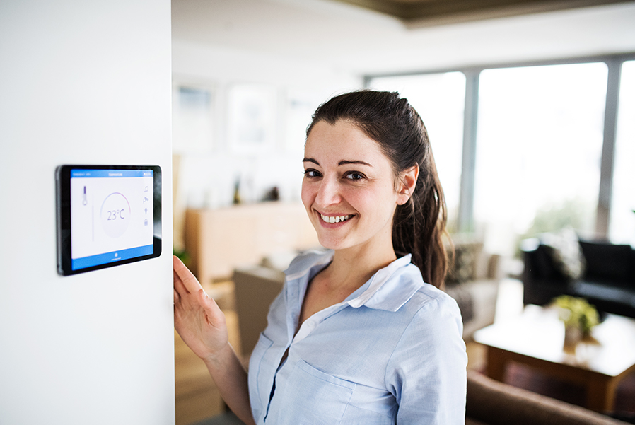 5 Advantages Of A Smart Thermostat