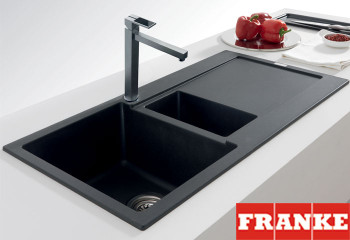 Kitchen Sinks - Blanco, Houzer, Franke, Rohl & More