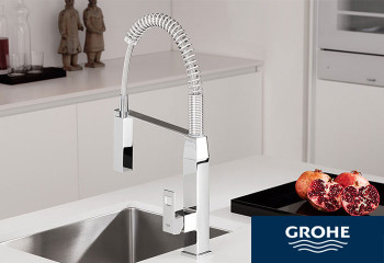 Grohe Faucets for Kitchens and Bathrooms