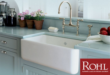 Rohl Kitchen Sinks - Farmhouse Sinks & More
