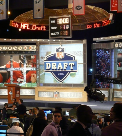 Rounds 4 - 7 of the 2015 NFL Draft