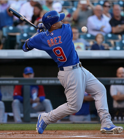 Javier Baez; Big Bat or Fantasy Bust?