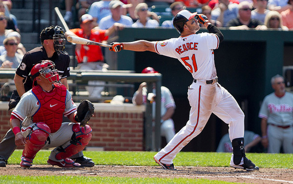 Steve Pearce, Hitters in Contract Years, Keith-Allison