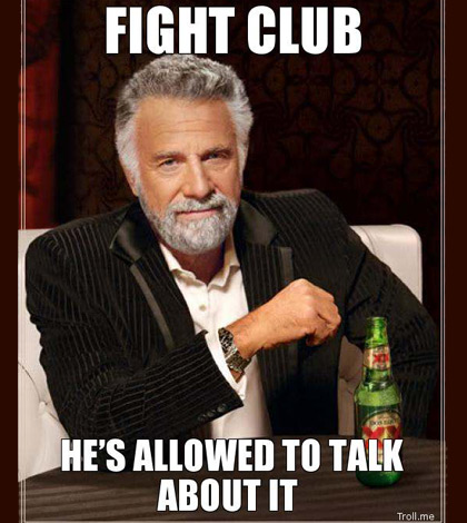 Daily Fantasy Players - Fight Club
