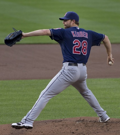 Which breakout pitchers will pulla Corey Kluber in 2015?