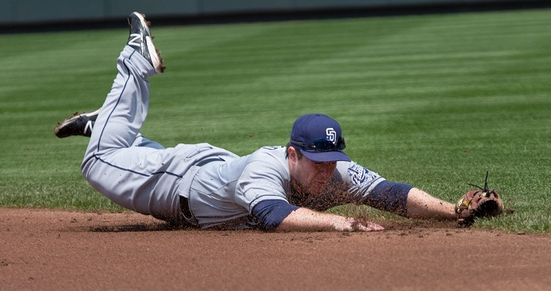 Jedd Gyorko is among the top sleepers at second base.