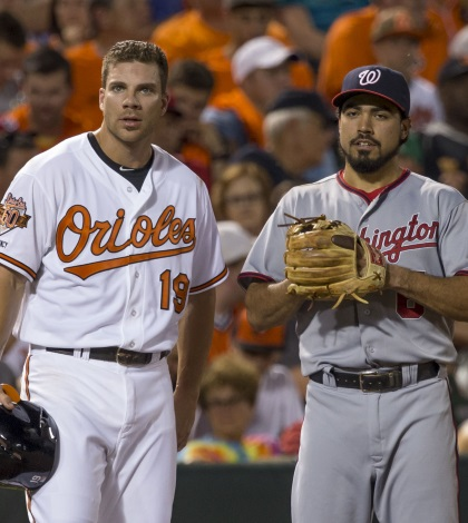 Davis and Rendon are big names in the third base rankings.