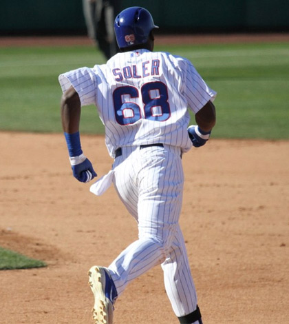 Jorge Soler, Chicago Cubs