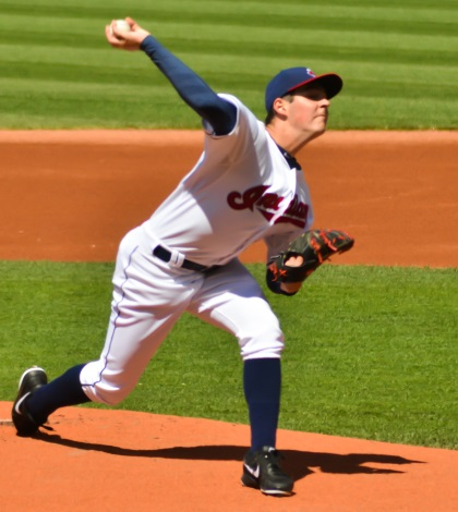 Trevor Bauer hasn't walked a batter in 12 Spring Training innings. Is this what we've been waiting for?