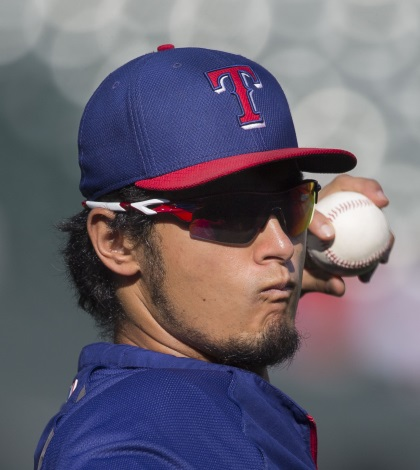 Yu Darvish has a lot of Fantasy owners worried.