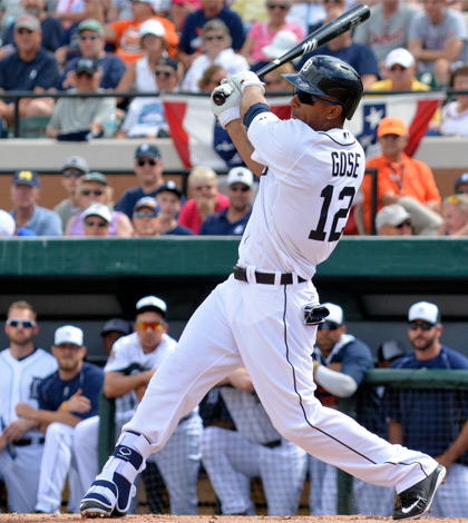Anthony Gose, Tom Hagerty, Daily Fantasy Baseball Picks for Monday