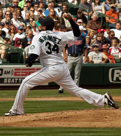 Felix Hernandez, Kevin Schofield, Daily Fantasy Baseball Starting Pitchers