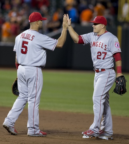 2016 Angels Projections