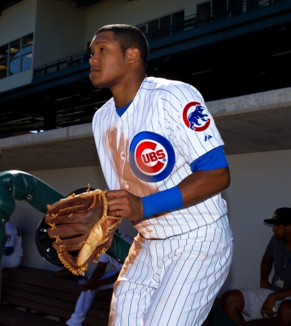 Addison Russell is front and center in the Rookie Report