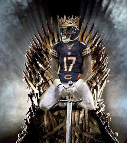 Alshon Joffrey - Fantasy Football Team Names