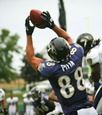 Dennis Pitta - Tight End Targets