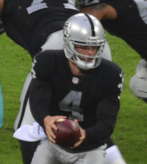Underrated QBs for 2015 include Oakland's Derek Carr.