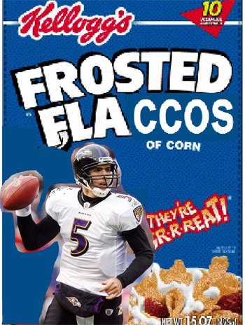 Frosted Flaccos - Fantasy Football Team Names