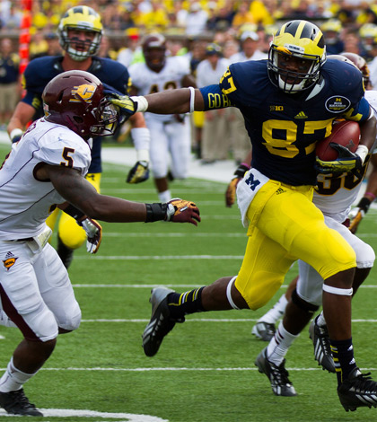 MICH-Funchess-MGoBlog-cover 2015 NFL Mock Draft Round 2