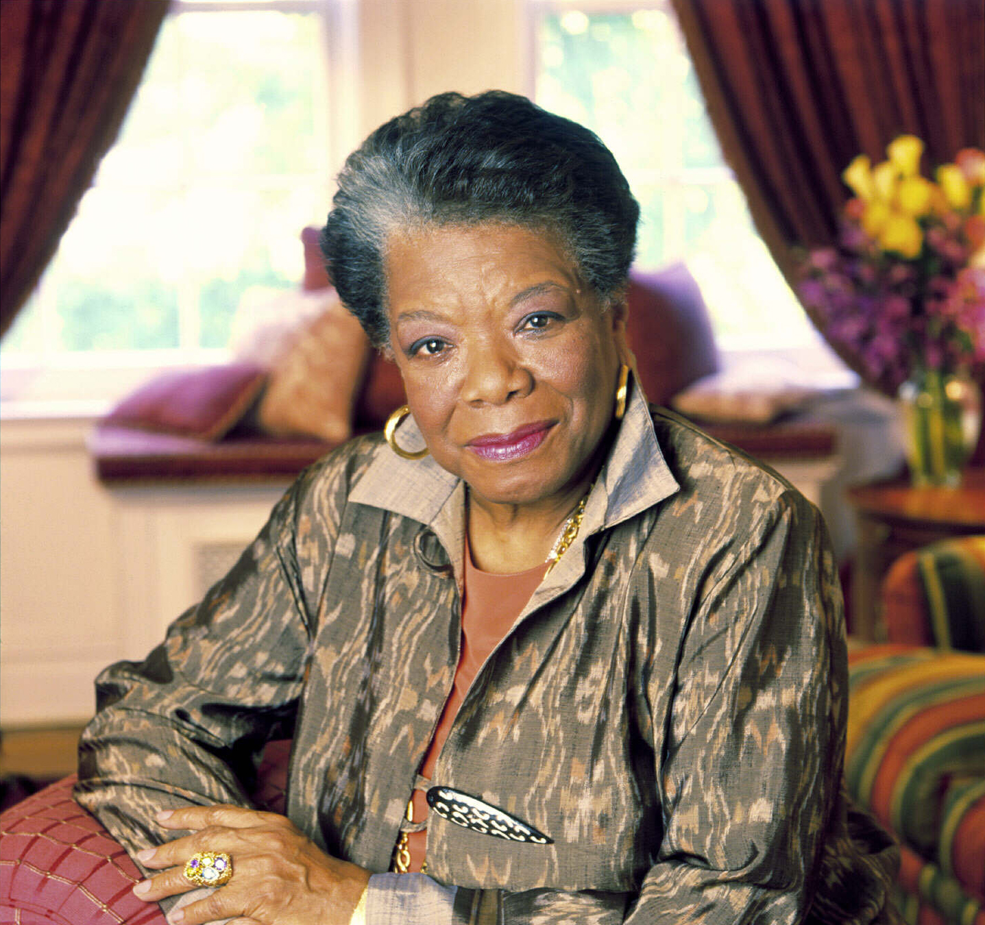 A Conversation with Dr. Maya Angelou