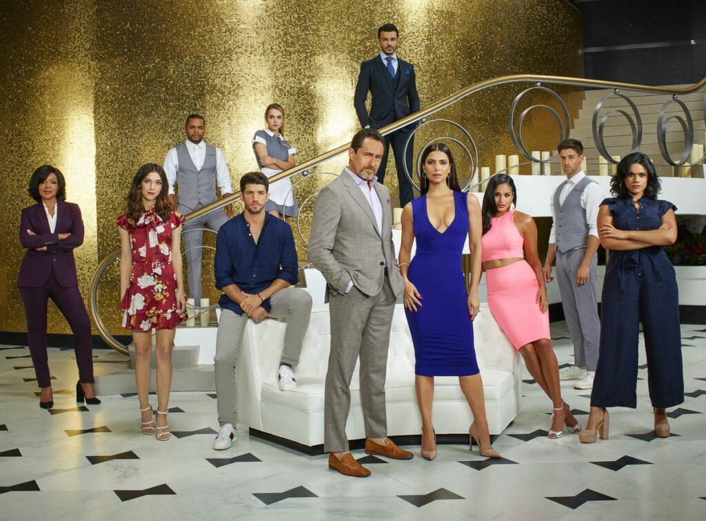 """Justina Adorno Checks Into ABC's New Series """"Grand Hotel"""""""