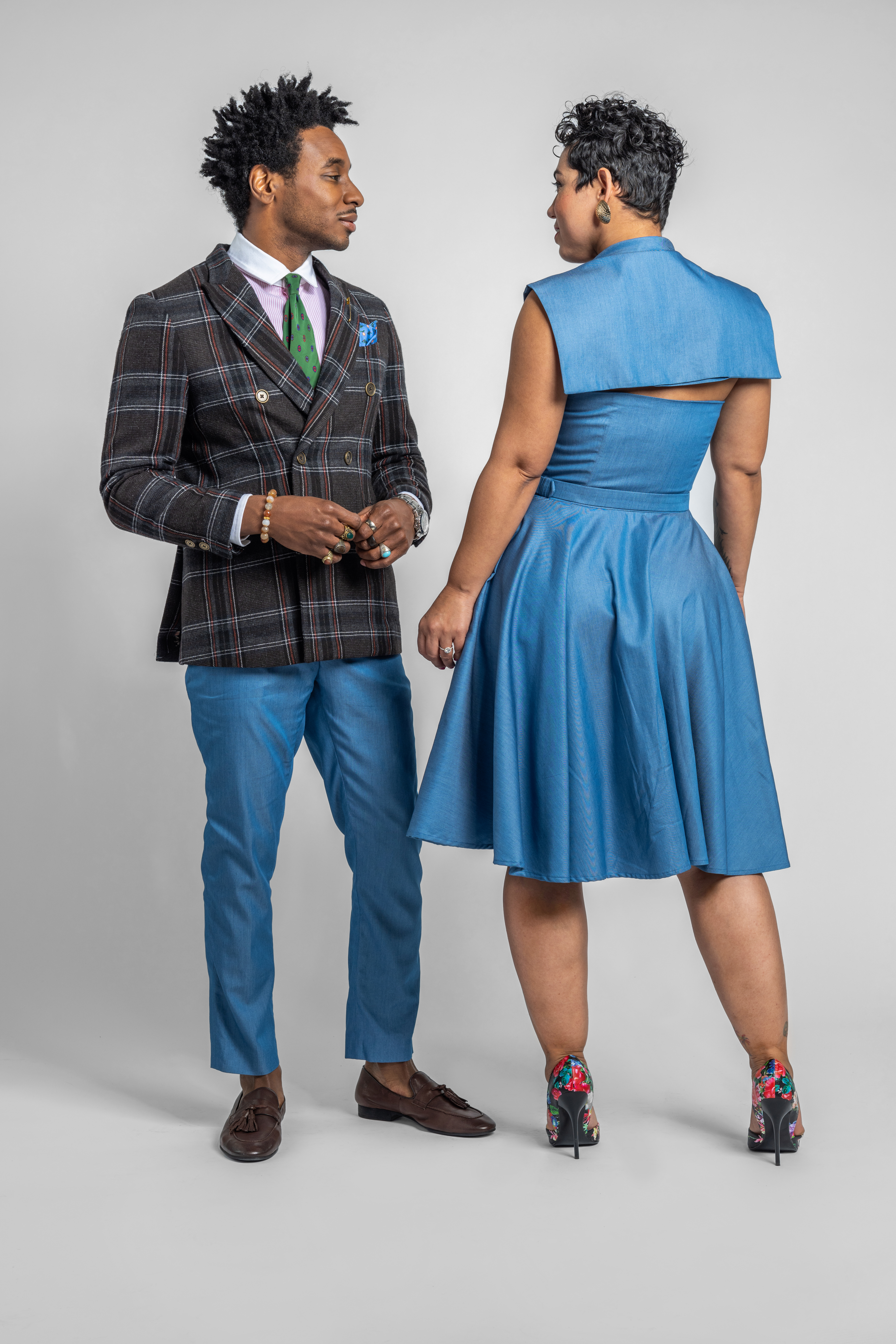 "MiMi G and Norris Dánta Ford Talk New Series ""He Sewed She Sewed"" and Life as Newlyweds"