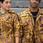 """MiMi G and Norris Danta Ford Talk New Series """"He Sewed She She Sewed"""" and Life as Newlyweds"""