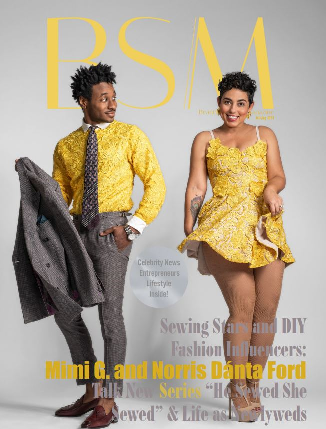 "MiMi G and Norris Danta Ford Talk New Series ""He Sewed She She Sewed"" and Life as Newlyweds"