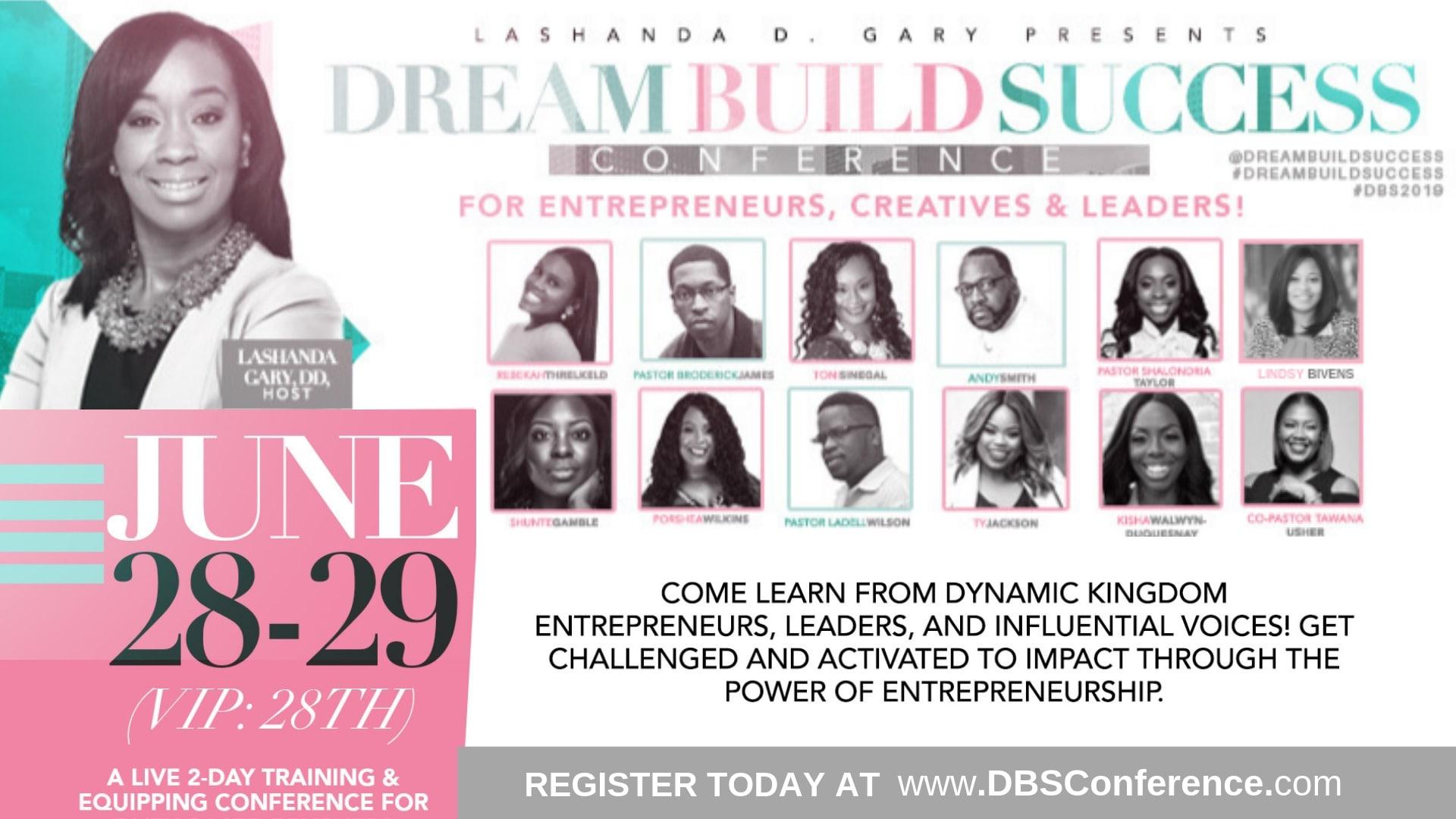 The Dream & Build Success Conference