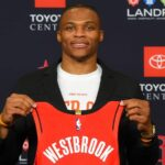 Russell Westbrook Finally Makes It To The Rockets.