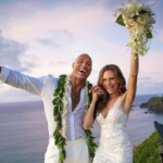 "Dwayne ""The Rock"" Johnson Ties the Knot with Singer Lauren Hashian"