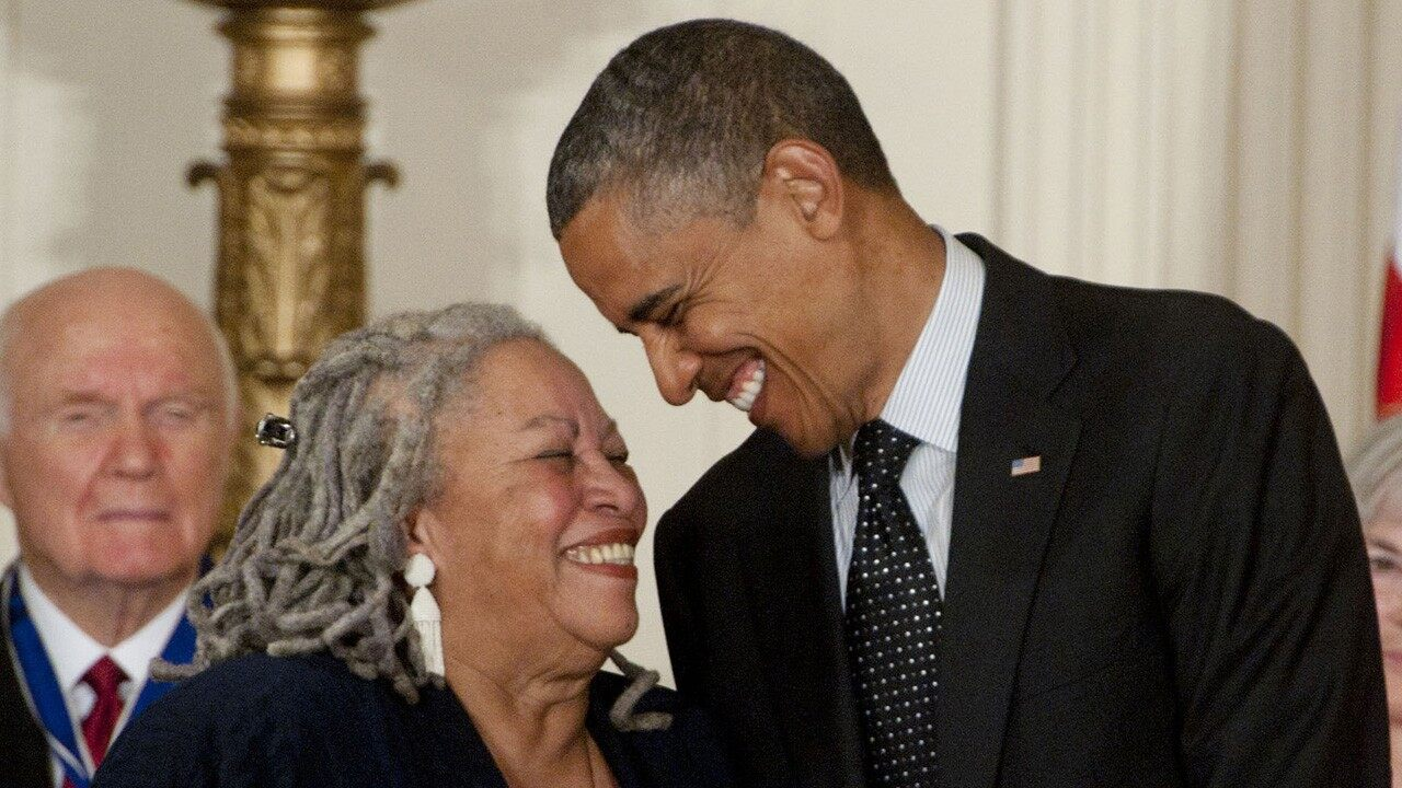 President Barack Obama Pays Tribute to Writer Toni Morrison