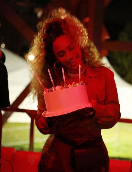 Beyoncé Birthday Celebration With Family and Friends