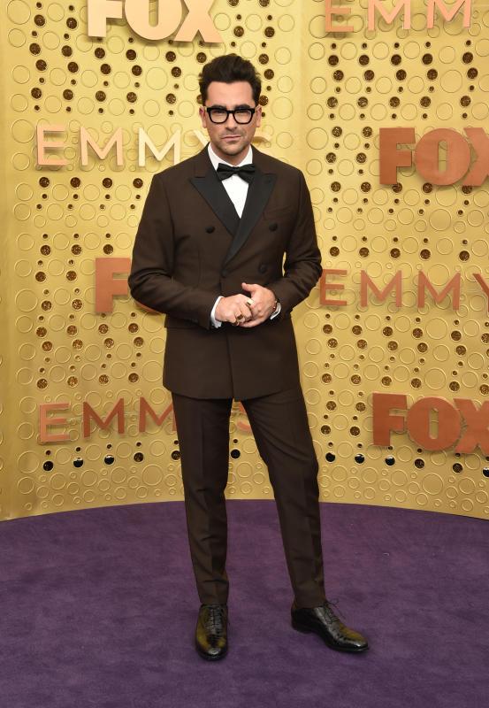 Dan Levy_Emmys 2019