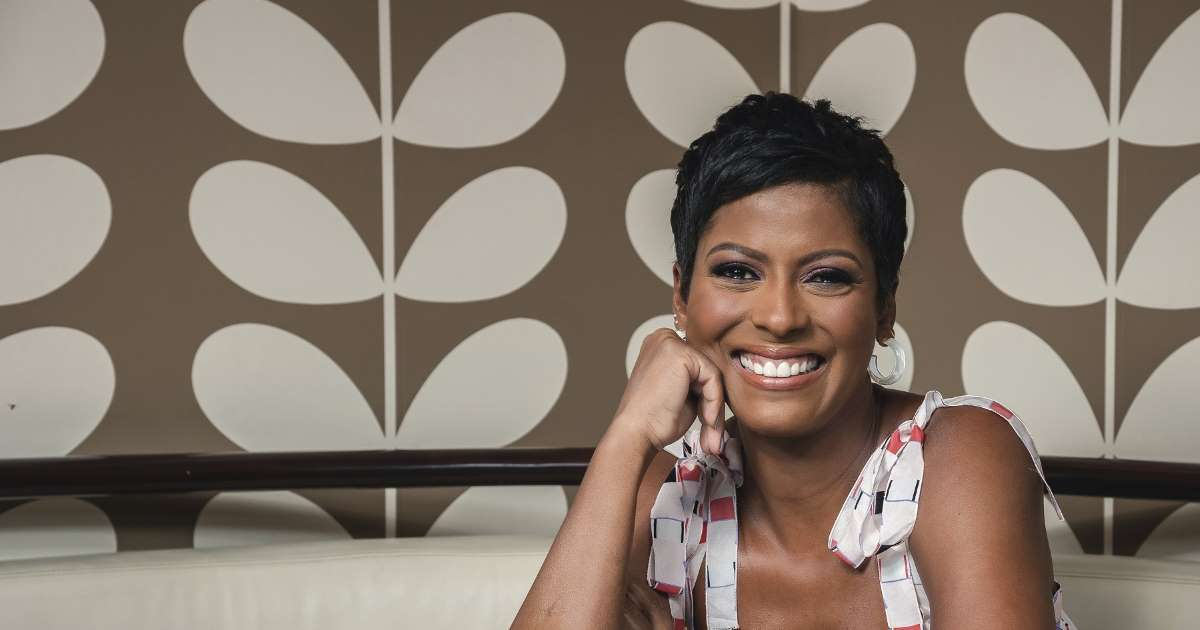 Tamron Hall Launches New Daytime Talk Show