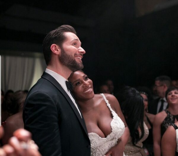 Serena Williams' dedication to Alexis Ohanian on their 2-year anniversary