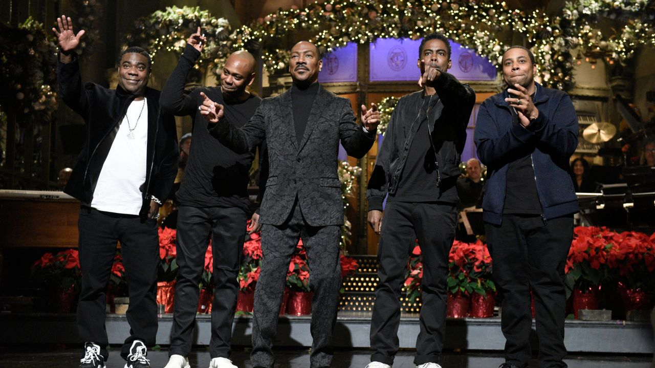 Eddie Murphy Hosting SNL After 35 Years Proved High Ratings for the Sketch Comedy Show
