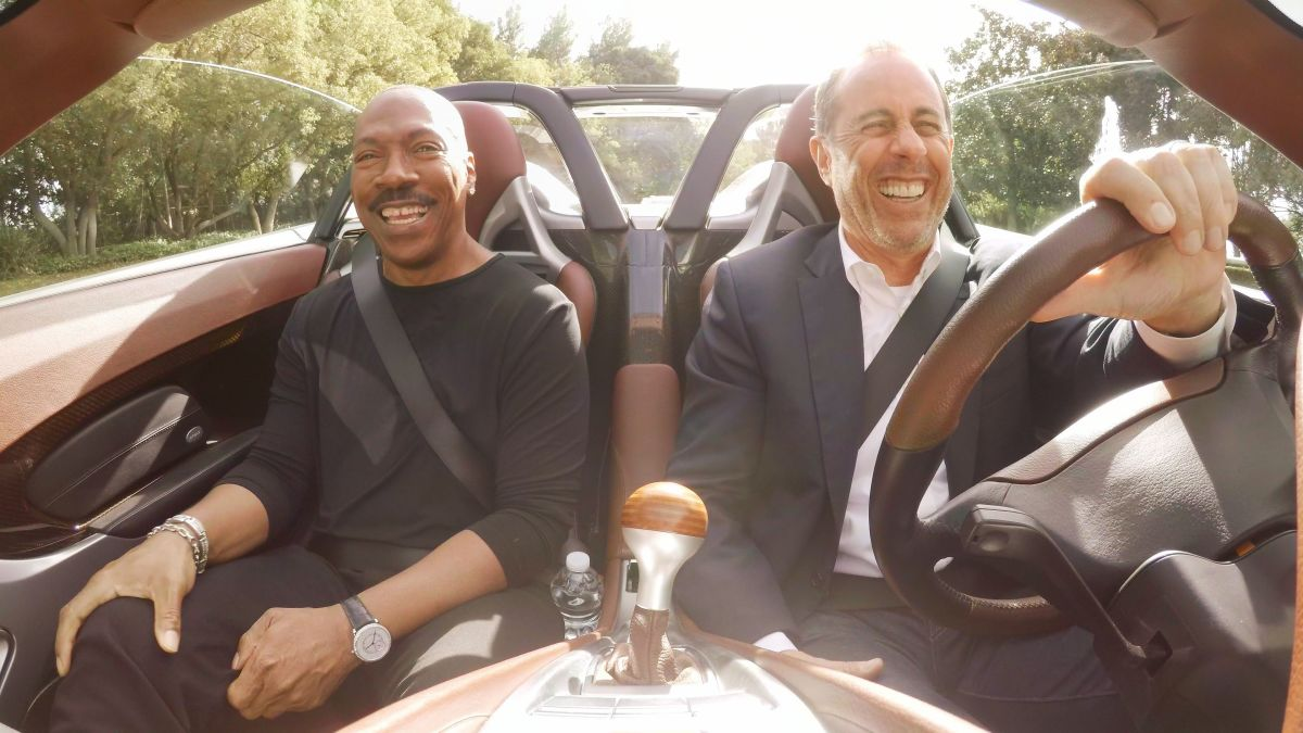"""""""Comedians in Cars Getting Coffee"""" A Throwback to Real Life Conversation"""