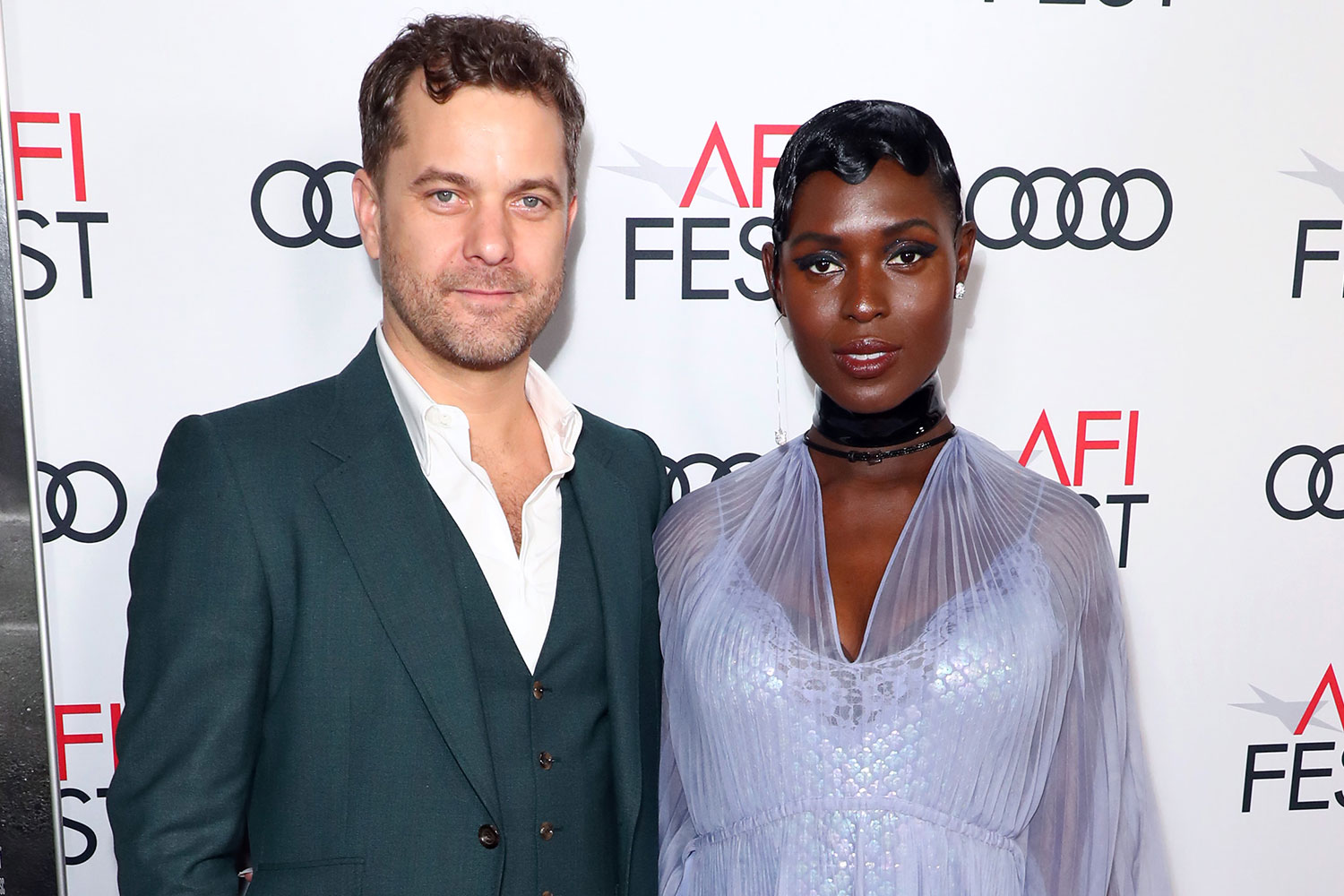 Newlyweds Joshua Jackson and Jodie Turner-Smith Expecting First Child
